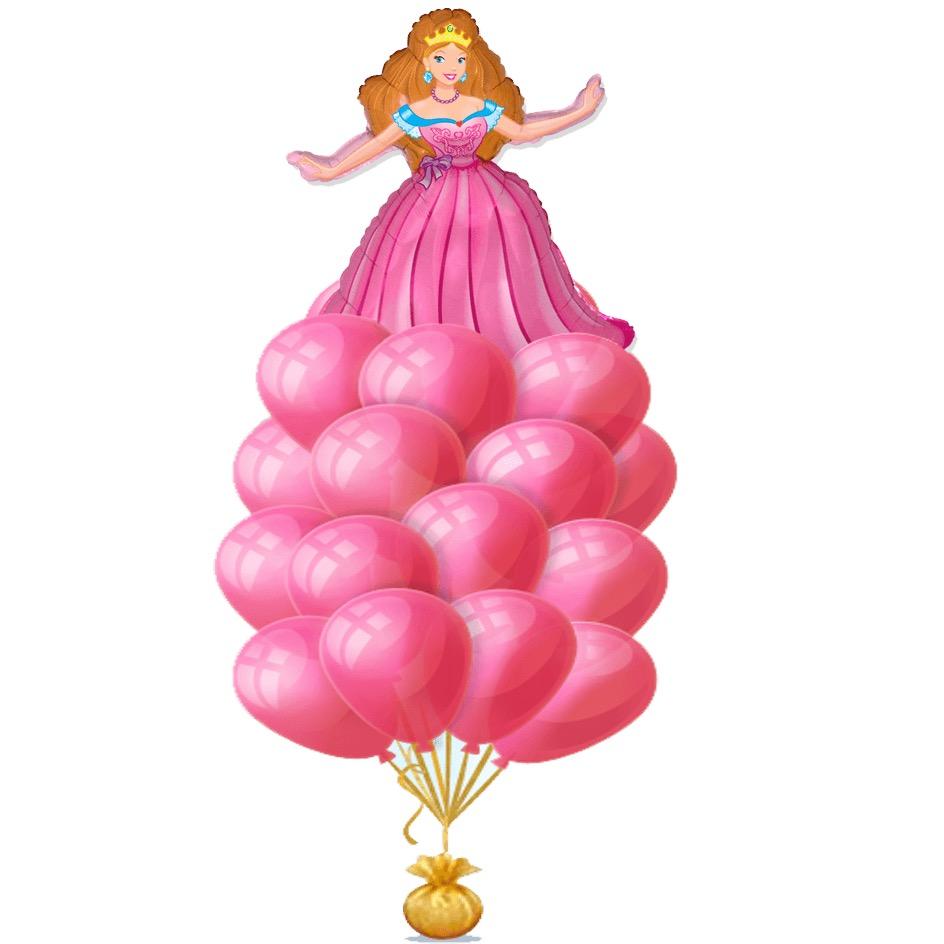 """Сэт """"Розовая принцесса"""" shargel.by"""