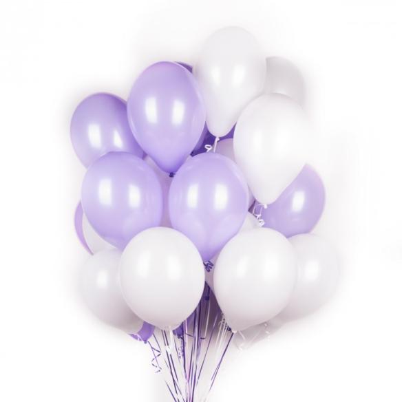 Сэт Бело-фиолетовая гамма-shargel.by