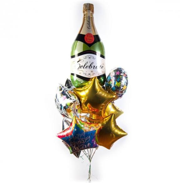 Сэт Шампанское и звезды-shargel.by