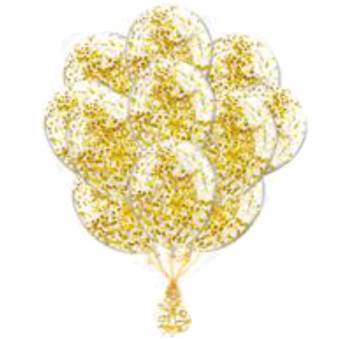 Сэт Золотое конфетти-shargel.by