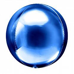 Шар Сфера 3D, цвет Синий shargel.by