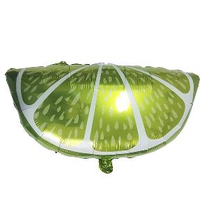 """Фольгированный шар """"Лимон долька"""""""