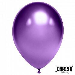 шар Фиолетовый Хром